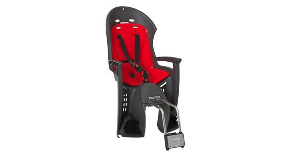 Hamax Smiley Kindersitz grau/rot